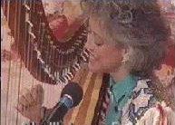 CLICK to hear Shelli Manuel on the harp singing the Star Spangled Banner in Branson MO, the country music city!
