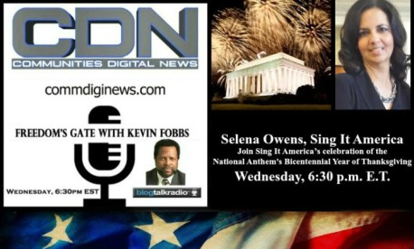 RADIO INTERVIEW WITH SELENA OWENS and KEVIN FOBBS