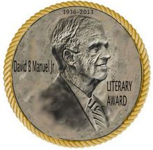 LOGO of DAVID B MANUEL AWARD
