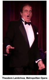 Theodore Lambrinos, Metropolitan Opera