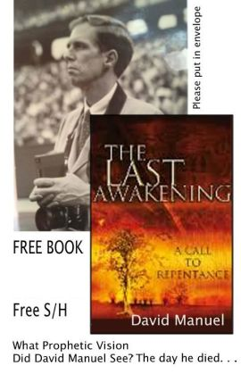 Free Book wihout offering AWAKENING1